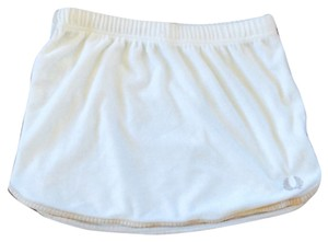 Fred Perry Mini Skirt White