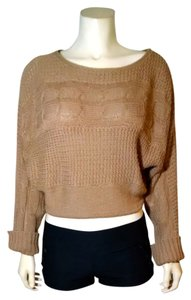 Cropped Size Large Sweater