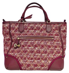 Coach Quilted Fashion Designer Tote