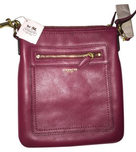 Coach cross body leather bag Cross Body Bag