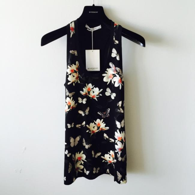 Givenchy Top Black/Multi