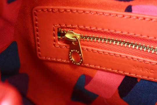Marc by Marc Jacobs Letters Coral Clutch