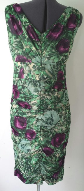 Nanette Lepore Size 6 Silk Dress