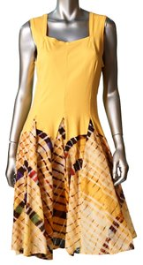 yellow Maxi Dress by Luna Luz