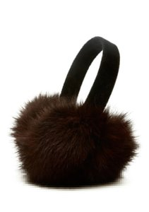 Avante 100% Genuine Fox Fur Earmuff
