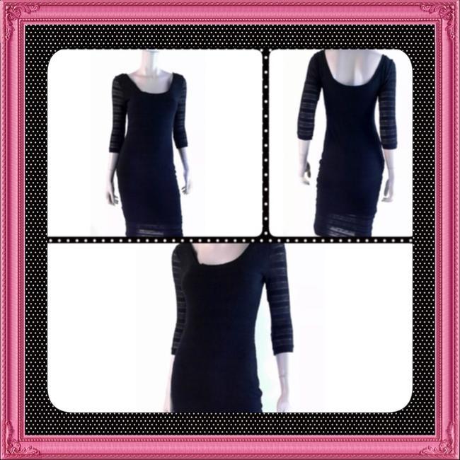 Maison Jules Bodycon Sexy Slimming Fitted Work Date Party Dress