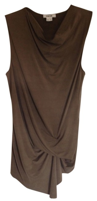 Item - Olive Green Tank Top/Cami Size 4 (S)