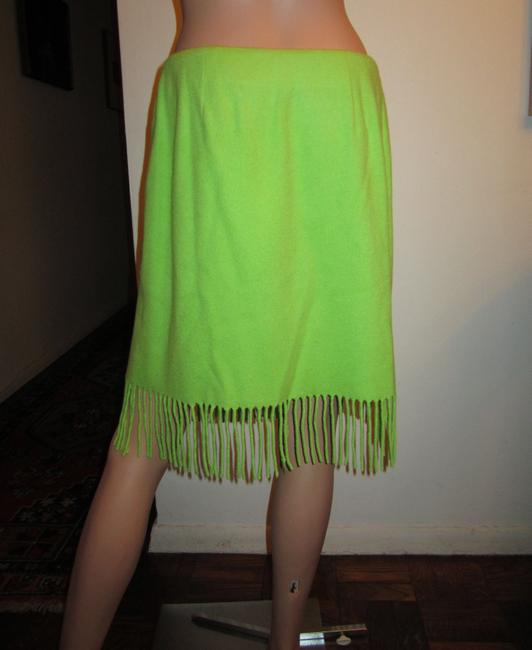 A Perfect Day In Paradise Skirt Light Lime Green