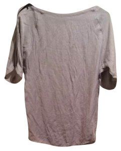 isabel lu Top Powder Gray