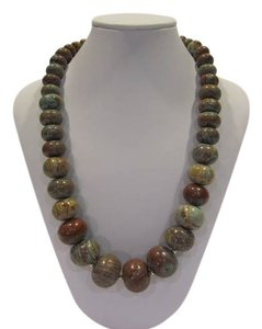 Barse BARSE JASPER NECKLACE