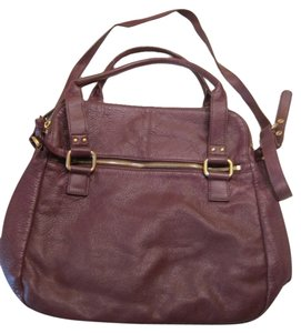 Preston & York Satchel in Violet