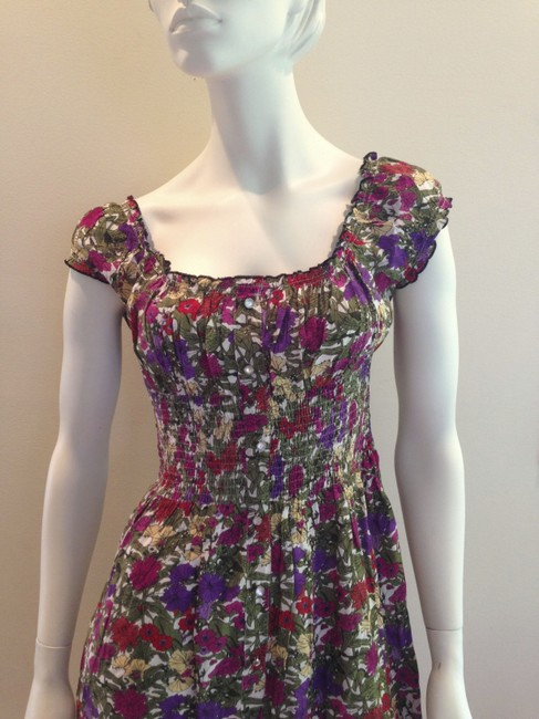Just For Wraps short dress Flower Print Flowery on Tradesy