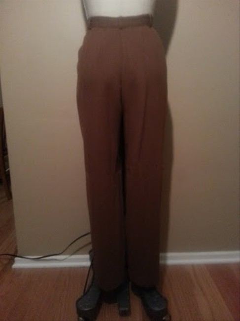 Emanuel Ungaro Trouser Pants Toffee