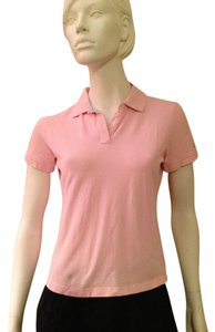 Tommy Hilfiger Classic Polo T Shirt Light Pink