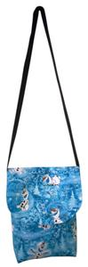 Other Totes Olaf Frozen Cross Body Blue Messenger Bag