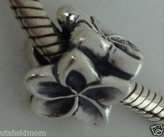 Other Cathleen Bunt Charms Of Aloha Sterling Silver Plumeria Flower Charm Usa Made
