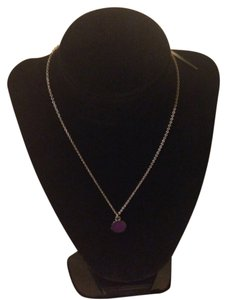 Marc Jacobs Cosmic Purple Necklace