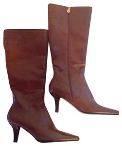 Etienne Aigner Brown Boots