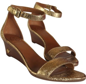 Tory Burch SAHARIAN GOLD Sandals