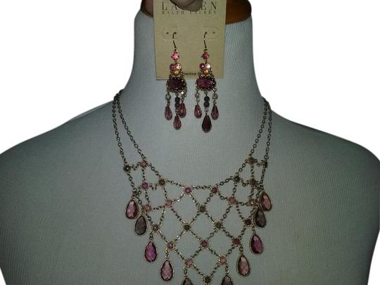Preload https://item3.tradesy.com/images/ralph-lauren-wbonus-unforgettablesophisticated-and-truly-one-of-a-kind-set-necklace-528042-0-4.jpg?width=440&height=440