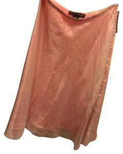 Ralph Lauren Skirt pink silk