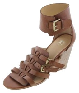 JOE'S Brown Sandals