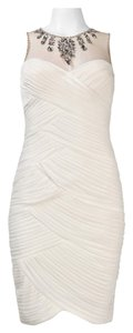 Adrianna Papell Sheath Jersey Dress