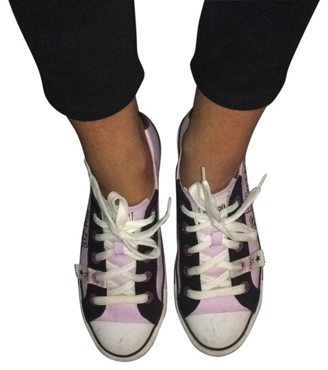 Preload https://item2.tradesy.com/images/kitson-purple-with-some-black-sneakers-size-us-85-regular-m-b-5281561-0-0.jpg?width=440&height=440