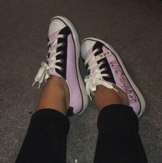 Kitson Purple with some black Athletic