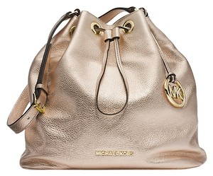 Michael Kors Leather; 100% Guaranteed Or Your Money Back! Shoulder Bag