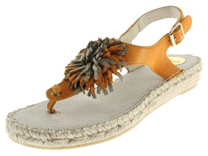 Vidorreta Orange Sandals