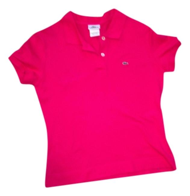 Preload https://img-static.tradesy.com/item/528279/lacoste-pink-button-down-top-size-8-m-0-0-650-650.jpg