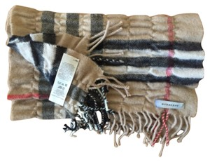 Burberry Burberry Gaint Check Scarf
