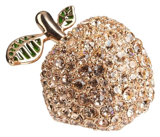 Preload https://item2.tradesy.com/images/marc-by-marc-jacobs-rose-gold-10th-anniversary-apple-ring-5283361-0-0.jpg?width=440&height=440