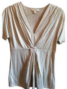 Banana Republic Top Heather Gray