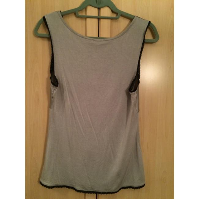 Express Top Silver, gray, black
