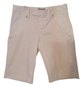 Banana Republic Bermuda Shorts white