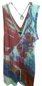Buffalo David Bitton Top Multicolor, turquoise, burgundy
