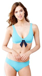 Lands' End 2 Piece Over Shoulder Bikini