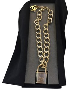 Chanel Chanel Lock Necklace