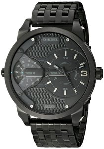 Diesel Diesel Mini Daddy DZ7316 Black Stainless Steel Mens Watch