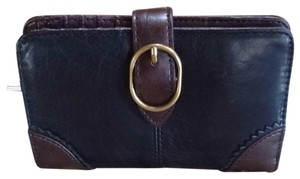 Clarks Black Leather Clarks Wallet