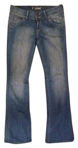 Hudson Boot Cut Jeans-Light Wash