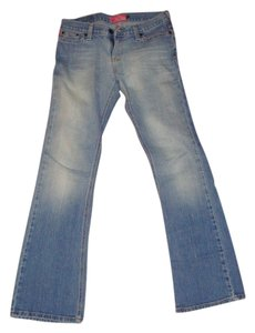 Hollister Boot Cut Jeans-Medium Wash