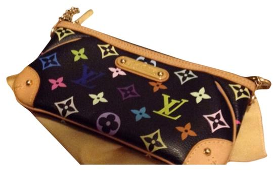 Preload https://item2.tradesy.com/images/louis-vuitton-lv-color-black-multi-leather-clutch-5286526-0-0.jpg?width=440&height=440