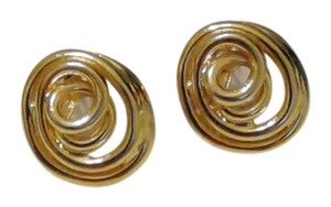 Other Beautiful Vintage 1970 Clip On Earrings