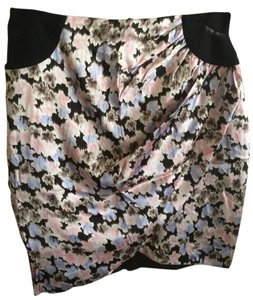 bebe Mini Skirt multi