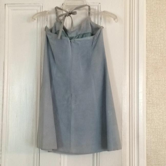 Other short dress Pale blue on Tradesy