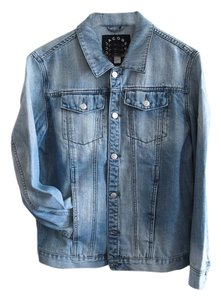 Marc Jacobs BLUW Womens Jean Jacket
