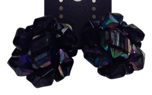 Other Beautiful Vintage 1950 Cluster Clip On Earrings